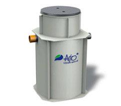 Domácí čistička odpadních vod AS-VARIOcomp 5K