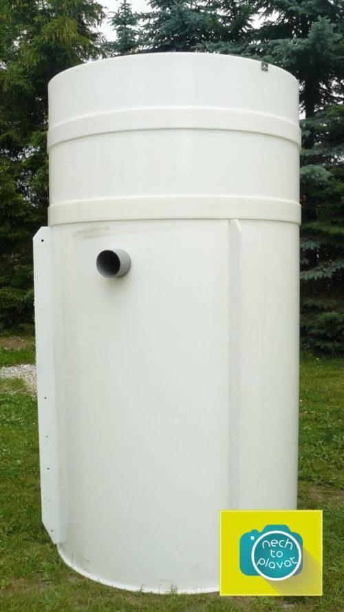 Domácí čistička AQUATEC AT6 s nástavcem 60 cm pohled2
