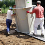 Domácí čistička AS-VARIOcomp - dovoz Toptrans - snadná manipulace