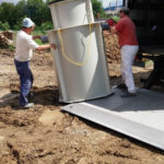 Domácí čistička AS-VARIOcomp - dovoz Toptrans - snadná manipulace2