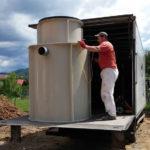 Domácí čistička AS-VARIOcomp - dovoz Toptrans2