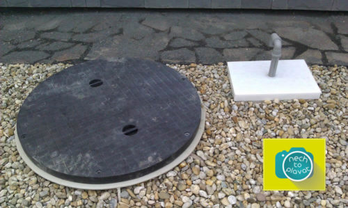 AS-VARIOcomp skříňka na dmychadlo osazená