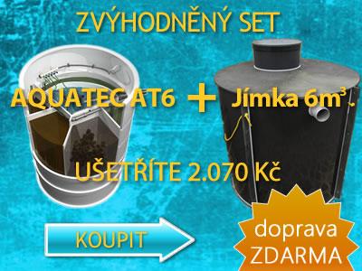 Zvýhodněný-set-AQUATEC AT6+jímka 6