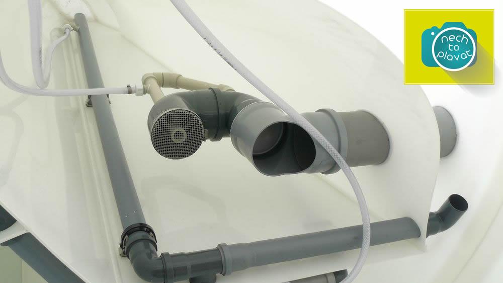 Čistička AQUATEC AT - akumulační zařízení na odtoku