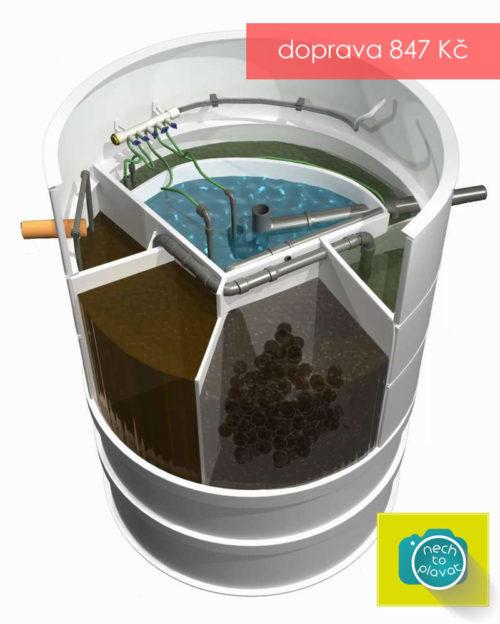 Domácí čistička AQUATEC AT6 (MICROCLAR)