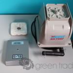 Dmychadlo SECOH EL-S-80-15 vytažený filtr